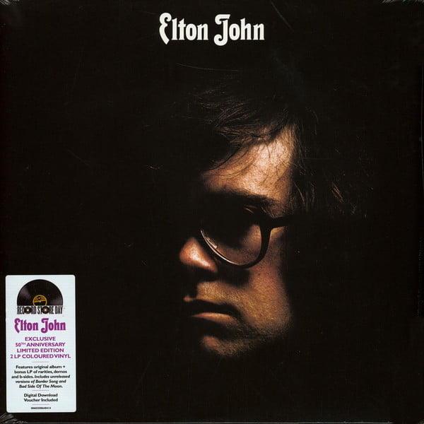 Elton John Elton John LP RSD20