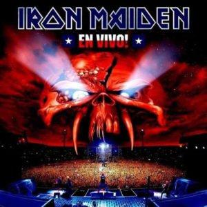 Iron Maiden – En Vivo! CD