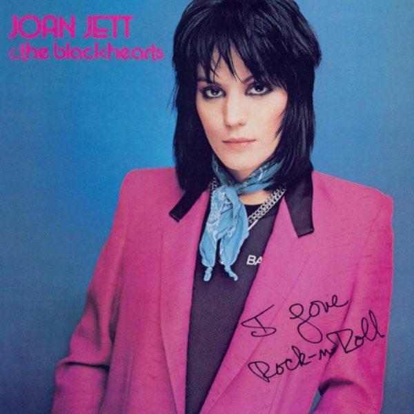 Joan Jett & The Blackhearts I Love Rock N' Roll