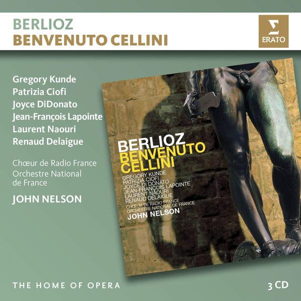 John Nelson - Berlioz-Benvenuto Cellini cd