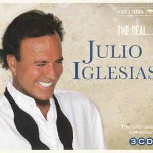 Julio Iglesias – The Real Julio Iglesias CD