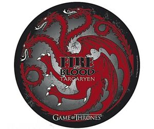 Mouse Pad Fire and Blood Game of Thrones