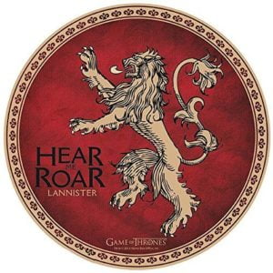 Mouse Pad Hear me Roar Game of Thrones