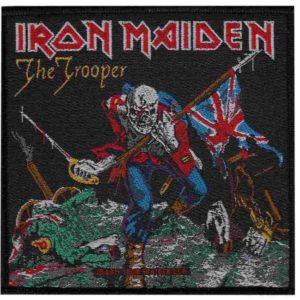 Patch Iron Maiden Trooper