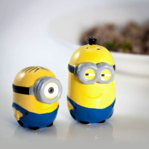 Salt&Pepper Shakers Minions