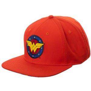 Sapca Snapback Wonder Woman Rosie